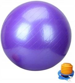 Гимнастический мяч Mportas, фиолетовый, 750 мм