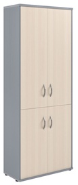 Skyland Imago Office Cabinet CT-1.3 Maple/Metallic