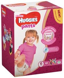 Huggies Pants Girl S6 60