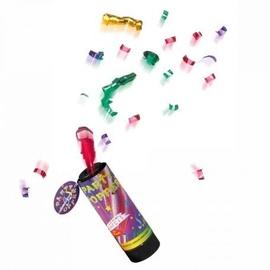 Konfete Party&Deco Confetti Cannon Small 4pcs