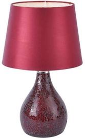 Leuchten Direkt Cornelius 11245-18 Table Lamp 40W E14 Red