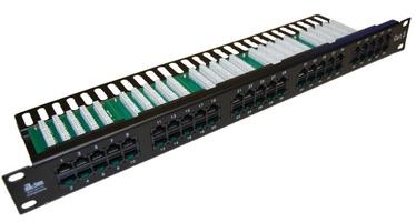 A-LAN 50-Port Patch Panel PK007