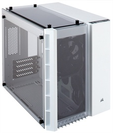 Corsair PC Case Crystal 280X Tempered Glass White