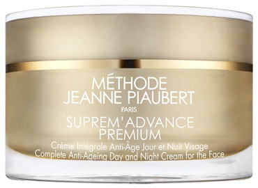 Sejas krēms Jeanne Piaubert Suprem'advance Premium Complete Anti Ageing Day And Night Cream For The Face, 50 ml