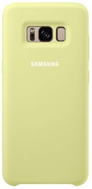 Samsung Silicone Cover For Samsung Galaxy S8 Plus Green