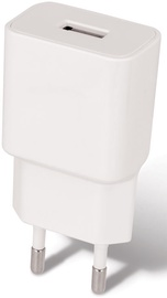 Setty USB Wall Charger + Apple Lightning Cable 1m White