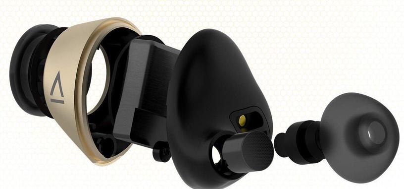 Austiņas Creative Outlier In-Ear Gold