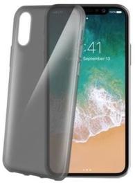Celly Gelskin Back Case For Apple iPhone X Black