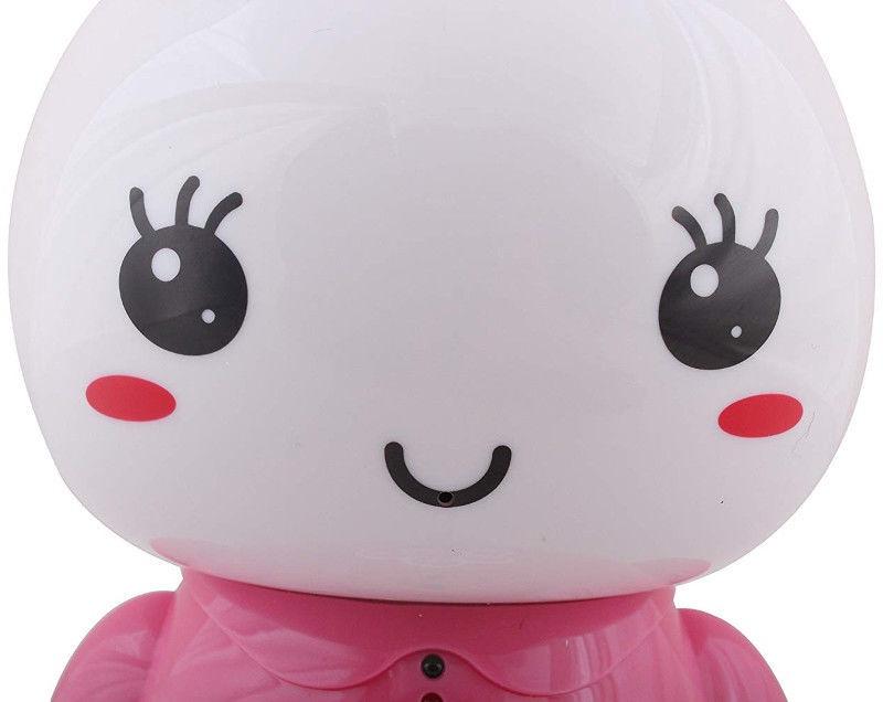 Interaktīva rotaļlieta Alilo Honey Bunny G6 Pink, LV