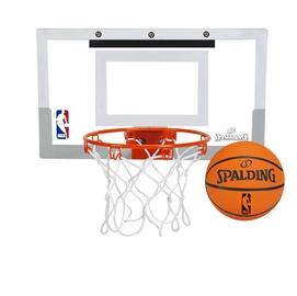 Обруч с сеткой Spalding Basketball Board Spalding Mini NBA Slam Jam 45x26.5cm