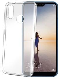 Screenor Bumper Back Case For Huawei P20 Lite Transparent