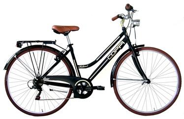 Coppi City Bike Lady 28'' 46 Black
