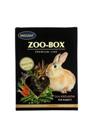 Корм для грызунов Megan Premium Life Complete Food For Rabbits 420g