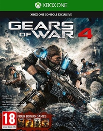 Gears Of War 4 incl. GOW Collection Download Code Xbox One