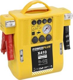 Lādētājs Powerplus POWX410 Portable 4in1, 12 V, 6 A