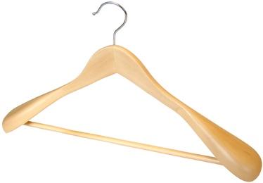 Sauber Hanger Wide Shoulders Wood
