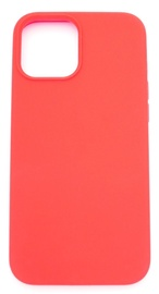 Evelatus Silicone Back Case With Bottom For Apple iPhone 12 Mini Red