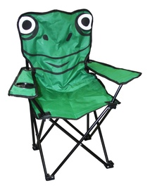 BESK Childrens Camping Chair Frog