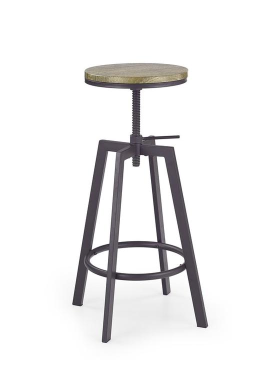 Bāra krēsls Halmar H64 Coffee/Old Vasion, 1 gab.