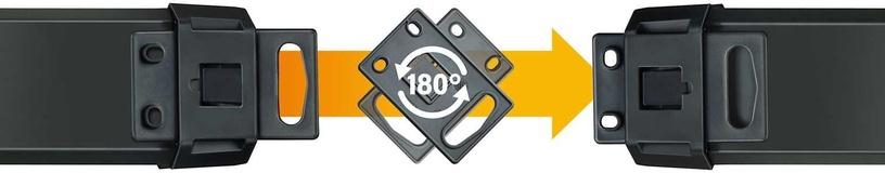 Удлинитель Brennenstuhl Power Cord Premium 10x 3m Black