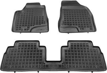 Gumijas automašīnas paklājs REZAW-PLAST Lexus RX II (XU30) 2005-2009, 3 gab.