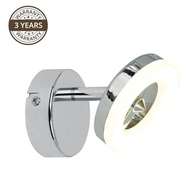 Светильник Domoletti LED 16032-1R 4.3W Chrome