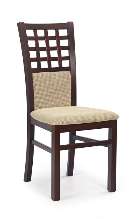 Ēdamistabas krēsls Halmar Gerard3, brūna