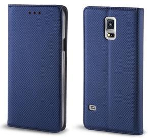 TakeMe Smart Magnetic Fix Book Case For Huawei P30 Lite Dark Blue