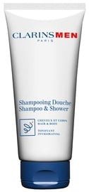 Clarins Men Shampoo & Shower Gel 200ml