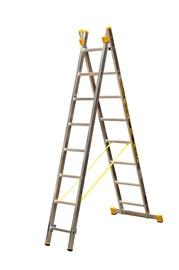 SN Aluminium Step Ladder 3.62m