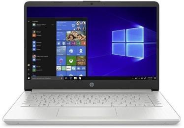 Ноутбук HP Windows 10 Home Laptop i3-1005G1 8GB 256GB SDD Silver Refurbished (поврежденная упаковка)