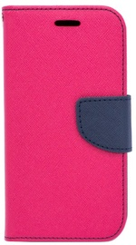 Telone Fancy Diary Bookstand Case For LG K4 Pink/Blue