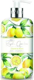 Baylis & Harding Royale Garden Hand Wash 500ml Lemon/Basil