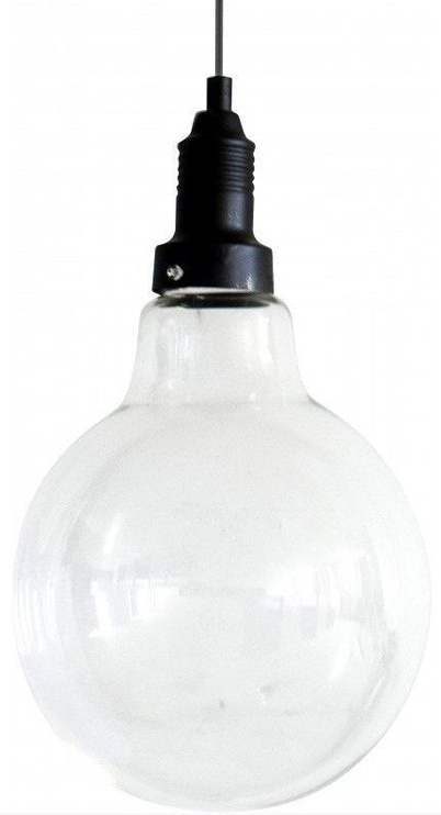 Platinet PPL08CH Pendant Ceiling Lamp 40W E27 Kalipso Transparent