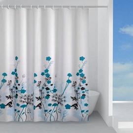 Gedy Ricordi Shower Curtains 240x200cm Multicolor