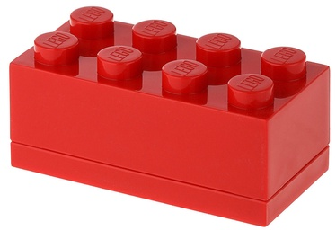 LEGO Mini Lunch Box 8 Red