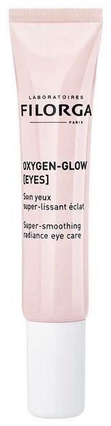 Acu krēms Filorga Oxygen Glow Super Smoothing Radiance Eye Care, 15 ml