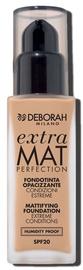 Тонирующий крем Deborah Milano Extra Mat Perfection Sand 03 DM