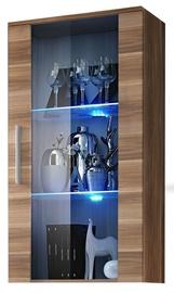 Шкаф-витрина ASM Neo II Plum, 60x29x110 см