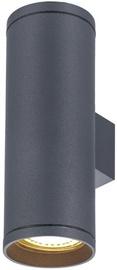 Light Prestige Torino Wall Lamp LED 40W IP54 Anthracite