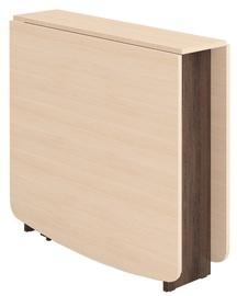 Pusdienu galds DaVita Kolibri 14 Santana Oak, 1650x850x760 mm