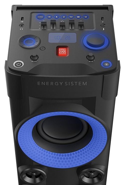 Bezvadu skaļrunis Energy Sistem Party 6, melna, 240 W