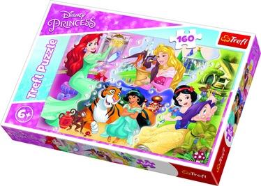 Пазл Trefl Disney Princess 15364T, 160 шт.