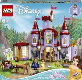 Конструктор LEGO Disney Princess Замок Белль и Чудовища 43196, 505 шт.