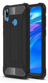 Hurtel Hybrid Armor Back Case For Asus ZenFone Max Pro M2 Black