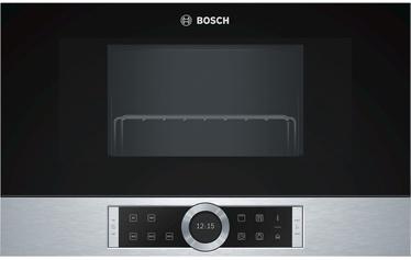 Iebūvēta mikroviļņu krāsns Bosch BEL634GS1
