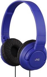Austiņas JVC HA-S180 Blue