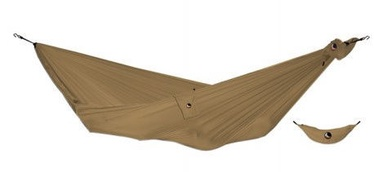 Ticket To The Moon Compact Hammock Brown