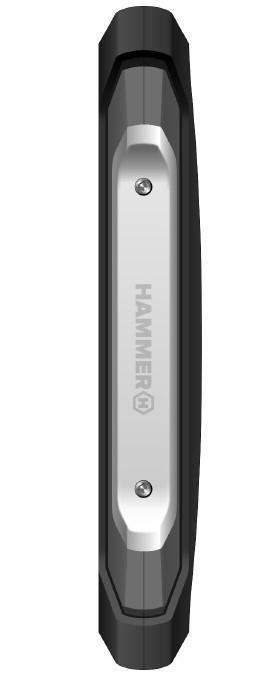 MyPhone HAMMER Patriot Dual silver