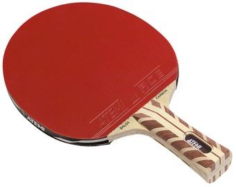 Atemi Ping Pong Racket 5000 Balsa Carbon Anatomical